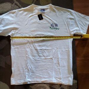 Aussie T Company Adversity Tshirt NWT
